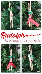 diy reindeer clothespin ornaments tgif this is