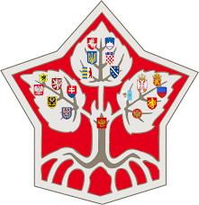 Slavic Flags Slavia Coat Of Arms For Rodegas By Vittoriomatteo On Deviantart