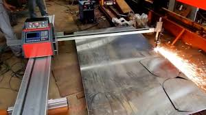 steeltailor cutwell c1 portable cnc cutting machine youtube