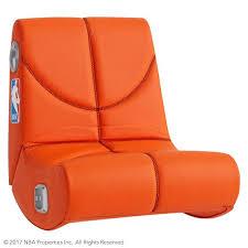 nba mini rocker speaker chair pbteen