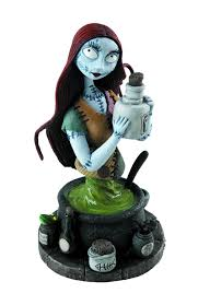 nightmare before christmas statues and busts from this our town of