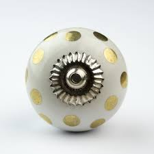 Bedroom Knobs And Pulls For Furniture Black White Silver Grey Ceramic Door Knobs Handles Furniture