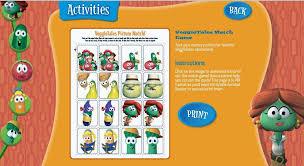 learn and grow designs website veggietales 3 in 1 book