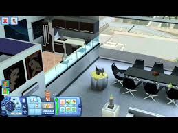 sims 3 modern luxury penthouse youtube