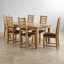 Oak Dining Room Table Chairs Dining Table Sets Free Delivery Oak Furniture Land
