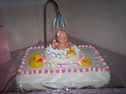 baby bathtub cakes cutestbabyshowers com