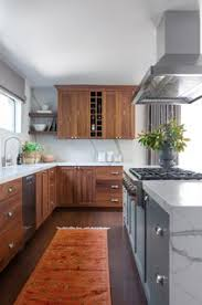 grey kitchen cabinets with brown wood floors best 60 modern kitchen hardwood floors design photos