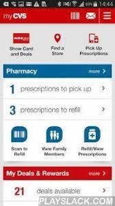 cvs pharmacy app for android cvs pharmacy android app playslack the official cvs