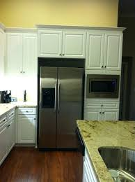 gap between fridge and cabinets gap between refrigerator and cabinet how to decorate fill the gap on