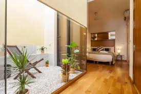 yamaguchi martin architects artists stunning design apartment la banda hostel