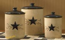 western kitchen canister sets canister set ebay