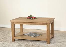 rustic oak coffee table cotswold rustic light oak coffee table oak furniture uk