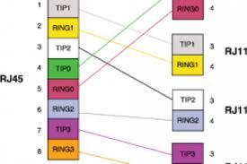 rj 11 wiring diagram wiring diagram byblank