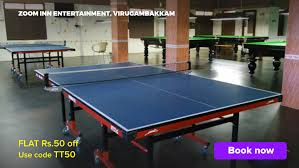 great places to play table tennis in chennai gameday blog
