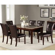 marble dining room sets house marble dining table also black faux set counter height