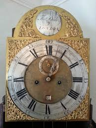 How To Fix A Grandfather Clock John Mark Power Antiques Conservator Georgian Mahogany