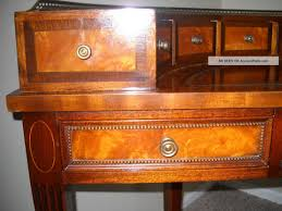 Kidney Shaped Writing Desk by Exqusite Hepplewhite Kidney Shaped Antique Desk Circa For Wrap