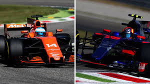 renault f1 alonso f1 official mclaren and renault honda and toro rosso in 2018