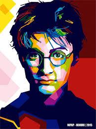 Pantone Canvas Gallery Harry Potter Wpap Version On Pantone Canvas Gallery Potterhead