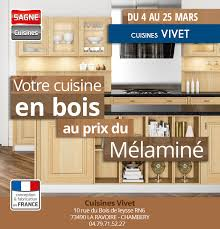 cuisine sagne prix votre cuisine en bois au prix du mélaminé cuisine vivet