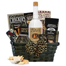 martini gift basket buy tito s vodka gift basket online