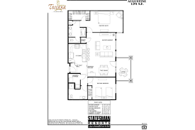 1 Bedroom Condo Floor Plans by 2 Bedroom Condos Phoenix Augustine Toscana Of Desert Ridge