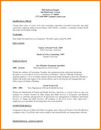 Social Work Resume Templates Free Social Work Resume Trendy Design Ideas Social Worker Resume 14