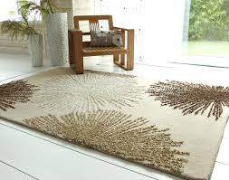 Modern White Rugs Graphic Area Rugs Black And White Illusions Collection Rug In Dove