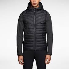 nike tech fleece aeroloft windrunner men s jacket nike store