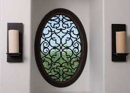tableaux faux iron hanging iron wall decor budget blinds
