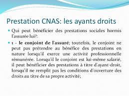 nature et d ouverte si e social cours d assurances sociales cnas cnr algerie