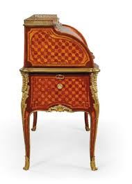 bureau louis xv a late louis xv ormolu mounted marquetry and parquetry bureau a