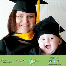 baby graduation cap and gown nicu grad project kinder keepsakes llc