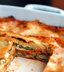 Lasagna Recipe Cottage Cheese by Skinny Veggie Lasagna Recipe Pinch Of Yum