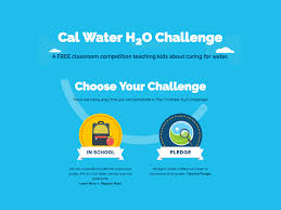 And Water Challenge Cal Water H2o Challenge California Academy Of Sciences