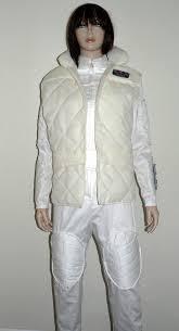 wars jumpsuit princess leia s hoth costume wars white jumpsuit