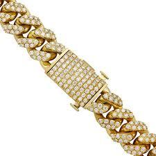 chain bracelet with diamonds images Diamond tennis chains mens diamond necklaces avianne co jpg