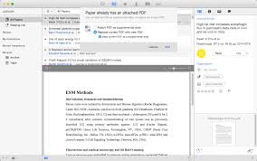 how to write publish a scientific paper pdf how to swap a supplemental file for a main pdf file pro tips attach a file and replace the current pdf as a supplement in papers for mac