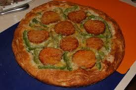 pizza lab 27 irish flag pizza the poor couple u0027s food guide