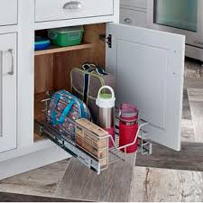pull out racks for kitchen cabinets pull out cabinet organizers