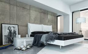 bedroom minimalist bedroom with a view design of house inside