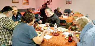open arms mission offers free thanksgiving meal winter clothing on