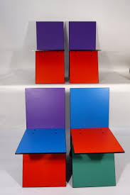 ikea chaises pliantes et empilables chaises vilbert vintage par verner panton pour ikea 1993 set de