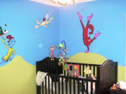 Dr Seuss Bedroom How To Diy Decorating Baby Room Ideas