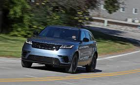 land rover velar for sale 2018 range rover velar in depth model review car and driver