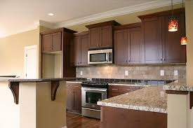 Kitchen Shaker Cabinets by Pictures Of Kitchens With Dark Shaker Cabinets Timberland