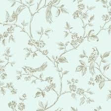 Shabby Chic Wallpapers by Fine Décor Teal Duck Egg Wallpaper U2013 Shabby Chic U2013 Owl Peacock