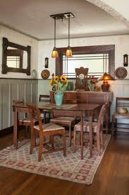 craftsman style dining room table 523 best arts and crafts dining rooms images on pinterest