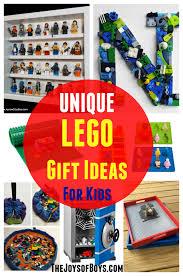 unique lego gift ideas for who lego