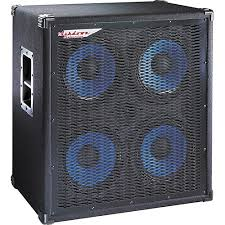 low down sound bass cabinets ashdown mag 410t 4x10 deep bass cabinet with tweeter musician s